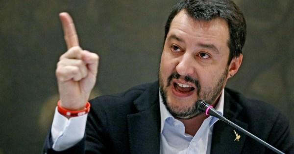 Salvino says same-sex parents are unnatural