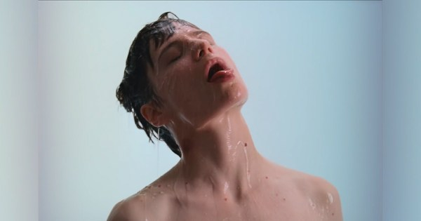 still from Christine and the Queens 5 dollars music video