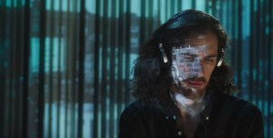 Still from Hozier's video 'Nina Cried Power', the video features a number of Irish activists