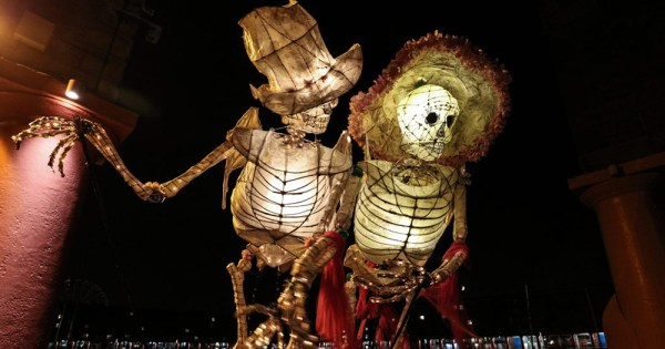 Halloween Parade at Westival