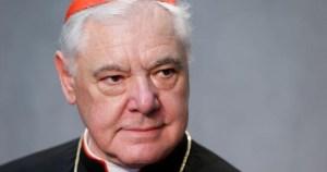 Catholic Cardinal Gerhard Muller.