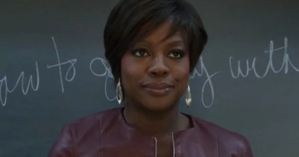 Annalise Keating from How To Get Away With Murder