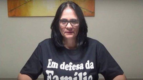 Bolsonaro minister Damares Alves