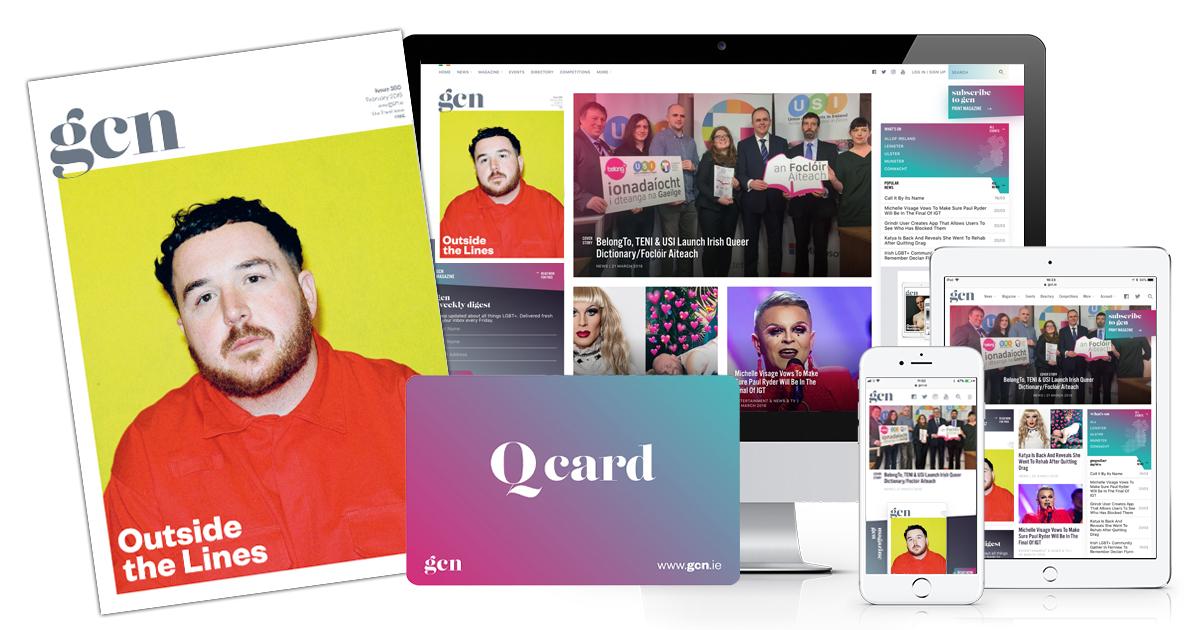 Gay Ireland News & Entertainment
