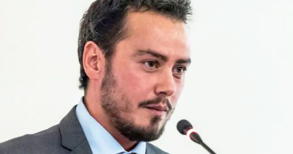 Gianmarco Negri, the first trans person to be elected as mayor in Italy