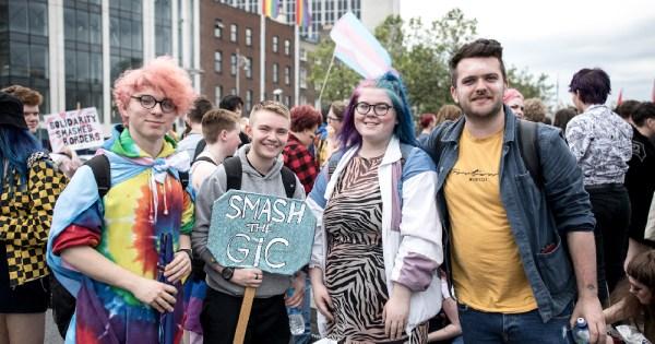 Dublin Pride Parade Pride Alternative