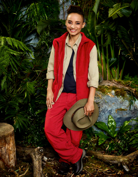 "Adele Roberts appearing on ITV's ""I'm A Celebrity... Get Me Out Of Here!"""