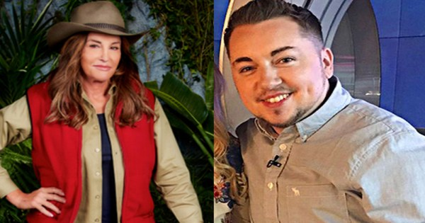 Caitlyn Jenner on I'm A Celebrity and Irish trans actor Jack Murphy
