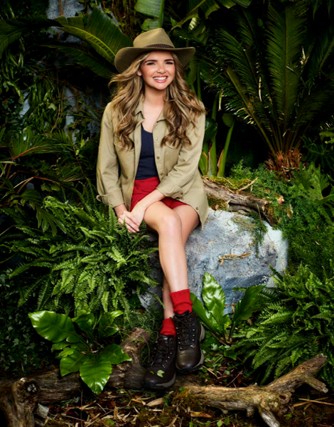 "Nadine Coyle appearing on ITV's ""I'm A Celebrity... Get Me Out Of Here!"""