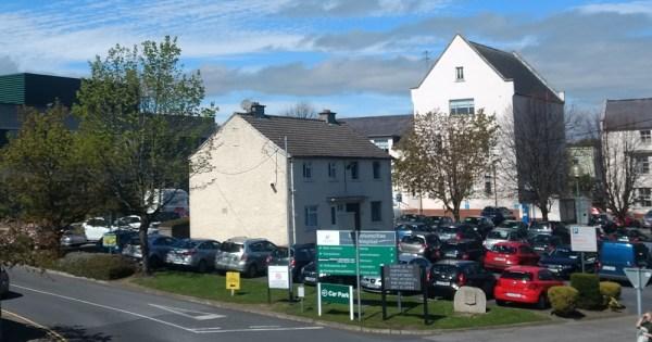 National Gender Service Loughlinstown building exterior
