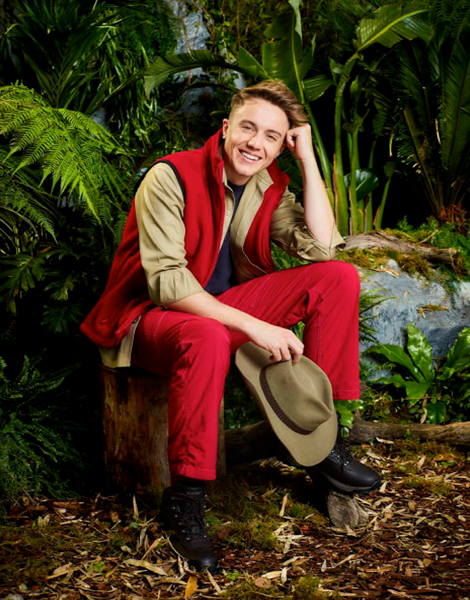 """Roman Kempappearing on ITV's """"I'm A Celebrity... Get Me Out Of Here!"""""""
