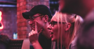 LGBT+ events in Wexford - a group of friends laughing