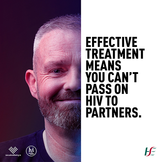 HSE campaign promoting U=U message launches nationwide