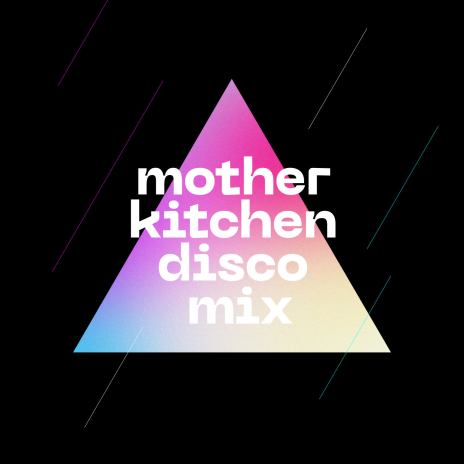 Mother Kitchen disco mix logos