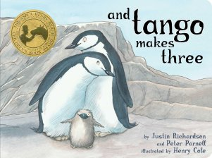 World Book Day - Cover of And Tango Makes Three