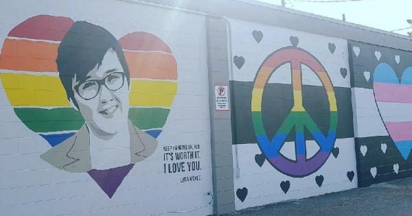 LGBT+ Lyra McKee