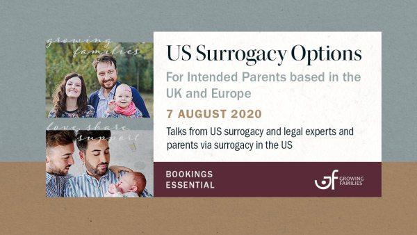 US Surrogacy Options Poster