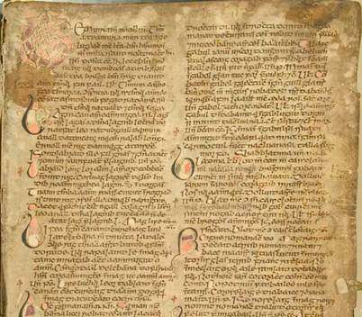 12th century text, mapping LGBTQ+ heritage