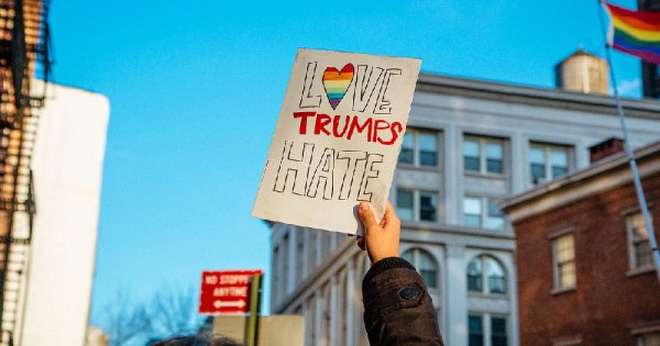 Poll results LGBTQ LGBT Solidarity Rally in front of the Stonewall Inn in solidarity with every immigrant, asylum seeker, refugee and every person impacted by Donald Trump's policies.