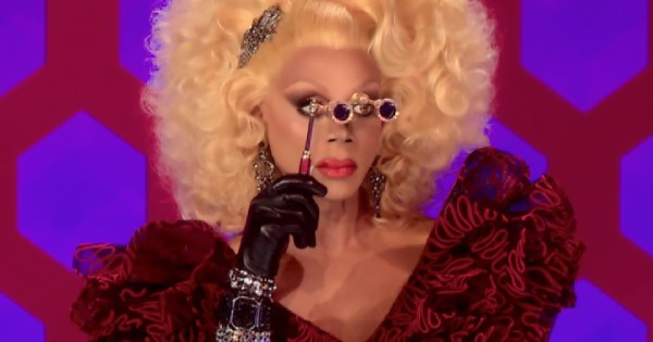 RuPaul looking through binoculars: A new study has revealed the most popular Queens from Ru Paul's Drag Race