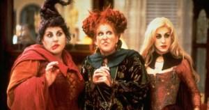 Three witches plot