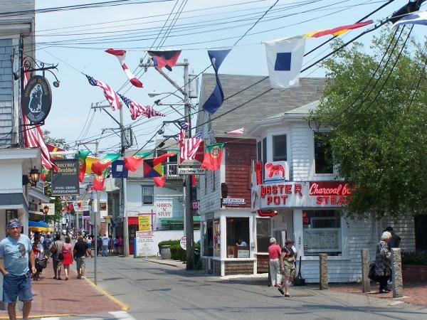 Image of Provincetown, MA, USA