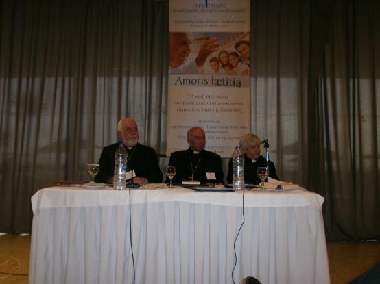Άρχισε η Συνάντηση Ιεραρχίας Εφημερίων στην Τήνο
