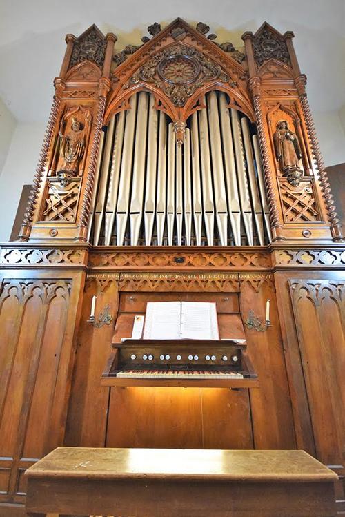 Αυτό είναι το αρχαιότερο εκκλησιαστικό όργανο στην Ελλάδα που ήχησε ξανά μετά από δεκαετίες