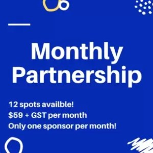 Gold Coast North Chamber of Commerce Monthly Partnership logo