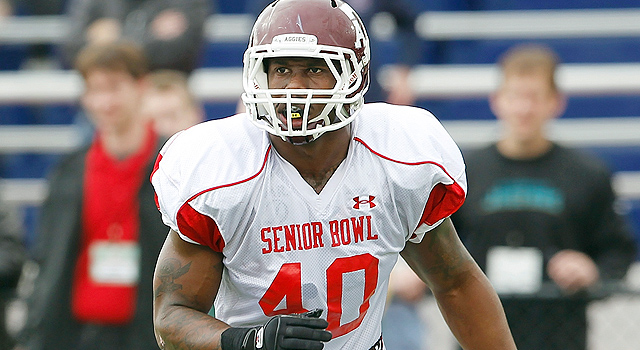 Third Day Senior Bowl Practice: The Good And The Bad