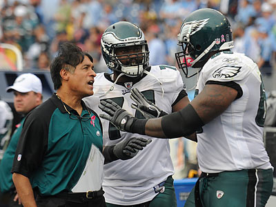 The Eagles Seize The Opportunity To Make The Headlines, Again