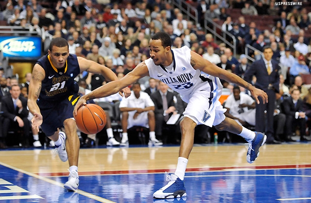 Villanova Takes Over In Second Half To Beat West Virginia 66-50