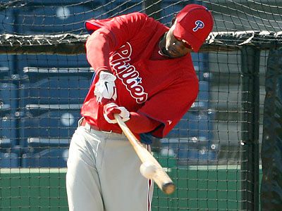 Brown Injured As Francisco Continues To Sizzle