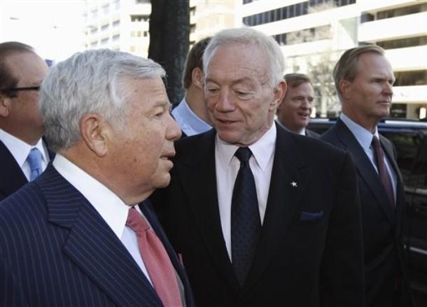 Bogus NFL Labor Talks Continue As Deadline Approaches