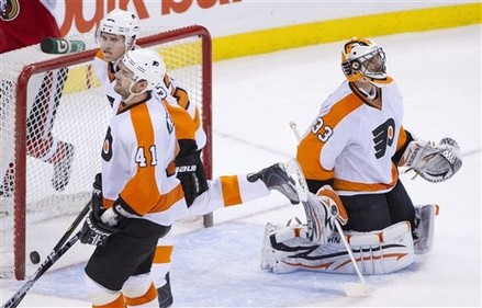 Remainder of Schedule Could Slow Down Flyers for Playoffs