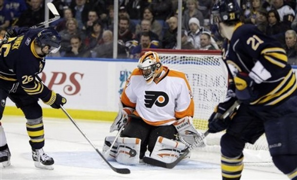 Laviolette's Foolish Decision To Start Leighton Almost Cost Flyers Game Six