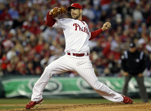 Phillies Face First Big Test Against Atlanta
