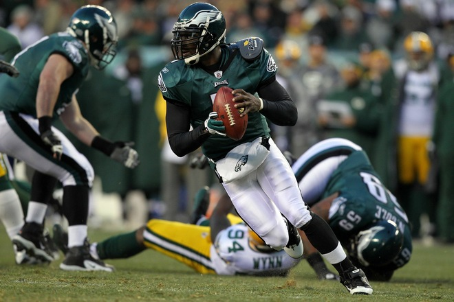 Vick Headed For Rematch With Rodgers, This Time For Madden Game Cover