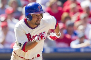 It's Early, But Victorino Is Struggling In The Lead Off Spot