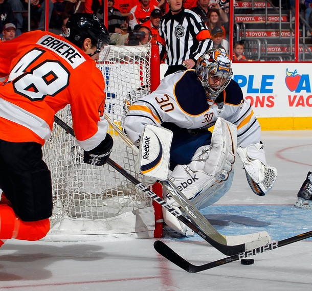 Flyers Tie Series in Penalty Riddled Game Two