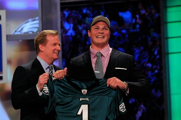 Grading The Philadelphia Eagles 2011 Draft Class
