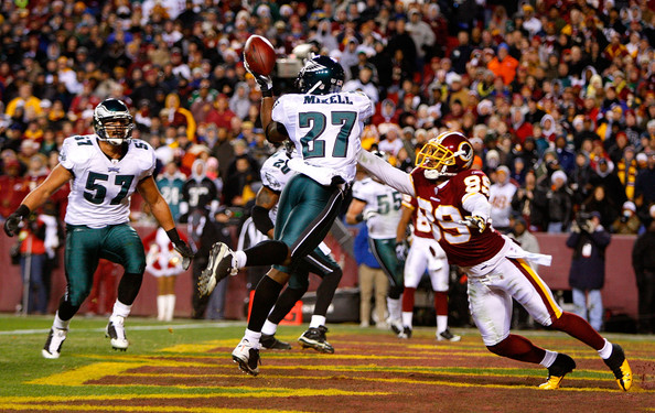 How Good Are The Eagles' Quintin Mikell And Trent Cole?