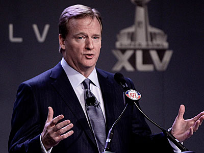 Roger Goodell:  NFL Teams Could Have Agreed To Trades Before The Draft