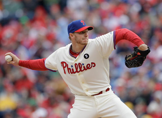 All Eyes Will Be On Halladay & Johnson Tonight