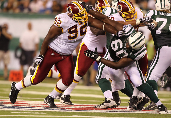 """Haynesworth Could Be Trouble, But He Could Also Make The Eagles """"D"""" Dominant"""