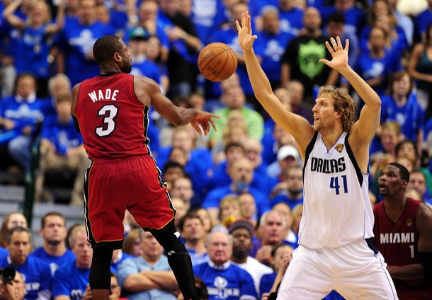 Mavericks Steal Another One From The Heat At The End, 86-83