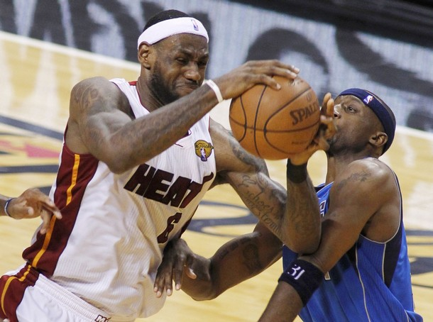 What Do LeBron James & Donovan McNabb Share In Common?