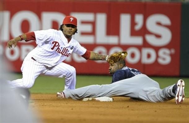 Phillies Should Release Michael Martinez