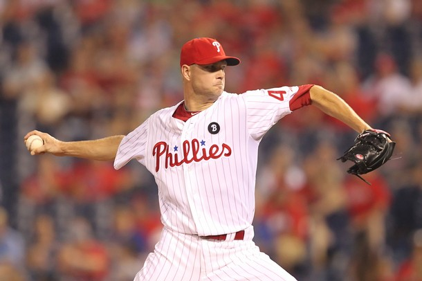 Phillies Lose Another Closer, Madson To The DL