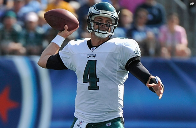 Eagles Will Now Have To Ask For Less For Kevin Kolb